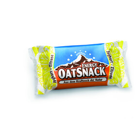 Energy OatSnack Cintre 65g, yoghurt/lemon
